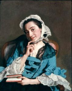 It's About Time: Traditional Portraits of Women by Jean-Etienne Liotard 1702-1789