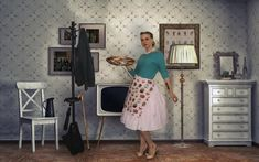 50s vintage dream