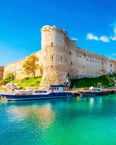 Best Places In Cyprus, Kyrenia Cyprus, Cyprus Island, Armenia Travel, Hiking Tours, Clearwater Beach, Beautiful Places To Travel, Travel Goals, Countries Of The World
