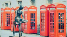 Classic phone booths in #London http://www.timeout.com/london/things-to-do/48-gorgeous-photos-of-london-from-umbreen-hafeez