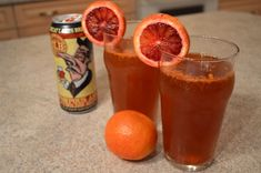 Brighten up your beer - make some Blood Orange English Ale Shandies! Add some citrusy tang with blood orange juice & zest to your ale & you have a cocktail worthy of any occasion. Corned Beef Recipes, Beer Recipes, Rib Recipes, Entree Recipes, Fall Recipes, Tailgating Recipes, Grilling Recipes, Slow Roast Chicken, Lemon Ginger Detox Water
