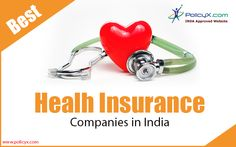 Click to know about 5 best health insurance companies in India. Get all info like Pros & Cons for top 5 health companies in 2016. Know more now.