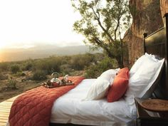 Luxury accommodation in South Africa