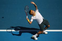 The best serve style in tennis!