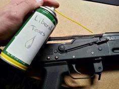 Best gun lubricant around!
