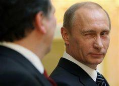 世界一銃が似合うロシア元大統領プーチンの海外の反応!
