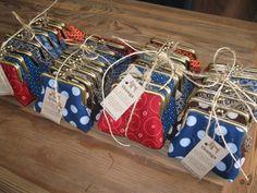 Shweshwe purses