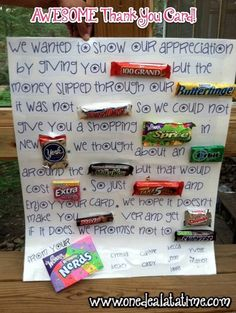 Love! Totally gonna do this for someone!