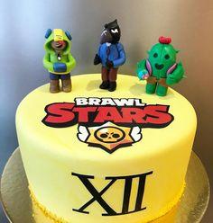 Fondant Figures, Fondant Cakes, Rodjendanske Torte, Boy Birthday, Birthday Cake, Star Cakes, Star Party, Drip Cakes, Cake Decorating