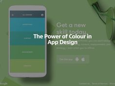 The Power of Colour in App Design