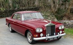 Chassis SHS325C (1964) Fixed-head Coupé Koren by Mulliner Park Ward (design 2041)
