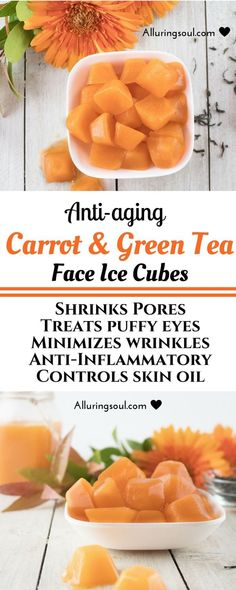 Face Ice Cubes is full of antioxidants and vitamins that will help your tired face and treats many problems like acne, fine lines, large pores, puffy eyes and more.