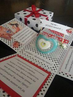 Groszkowy box na wieczór panieński :) Diy, Bricolage, Do It Yourself, Homemade, Diys, Crafting