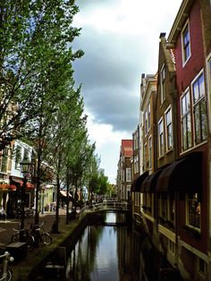 Travel Europe, Amsterdam.