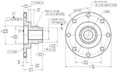 mechanical drawing - Google Search