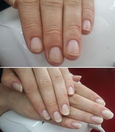 Natural nails magnetic