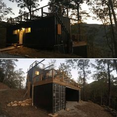 APPALACHIAN CONTAINER CABIN