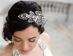 45 Best Vintage Wedding Hair Accessories