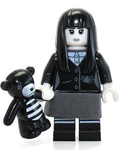 LEGO Series 12 Collectible Minifigure 71007 - Emo Spooky Girl ❤ LEGO