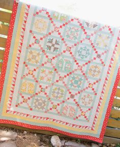 Crossroads Quilt Along for charity