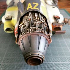 MaK model engine details