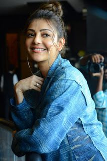 Kajal Aggarwal Ranarangam Interview Photos Interview Images For Facebook Profile Photo