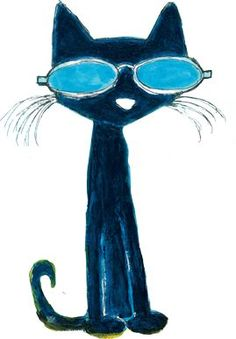 This site has tons of printable activities and videos based on Pete the Cat