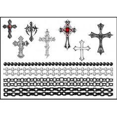 Tatouage croix catholique_4 | croix | Pinterest | Croix catholique, Tatouage croix et Catholique