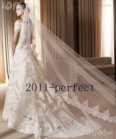 Google Image Result for http://cdn100.iofferphoto.com/img/item/202/742/032/romantic-ivory-lace-purfle-wedding-dress-veil-free-comb-3f8a4.jpg