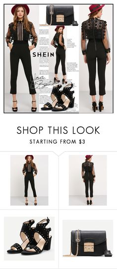 """""""Sheinside VII/8"""" by ruza66-c ❤ liked on Polyvore featuring Sheinside and shein"""