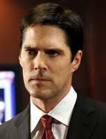 HOTCHNER. he is so serious, strong, noble...