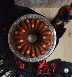 Exquisita combinación de chocolate con vino de naranja en un esponjoso bundt