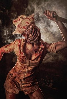 Silent HIll Nurse (Animau 2013)