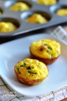 Life as a Lofthouse (Food Blog): Egg Muffins