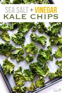 Do you need the perfect side dish to compliment your cleaneating meal, try these yummy kale chips