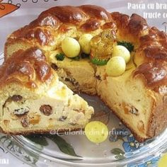 Pastry And Bakery, Sweet Cakes, Easter Recipes, French Toast, Sweets, Breakfast, Desserts, Home, Bread Recipes