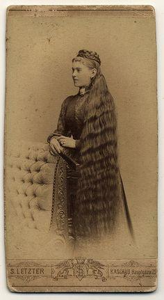 beautiful hair by ggaabboo, via Flickr