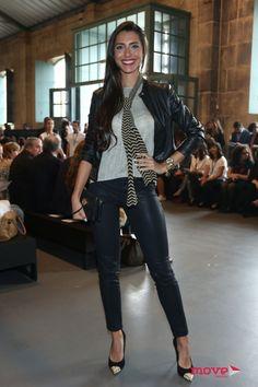 Share This Style: Os looks do #PortugalFashion '15 #KellyBaron