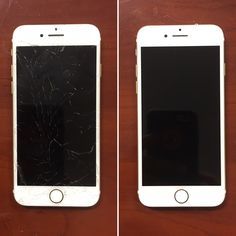 Iphone  Screen Replacement With  Day WarrantySame Day Repair