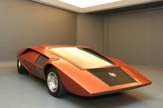 Lancia Stratos HF Zero - Bertone Concept