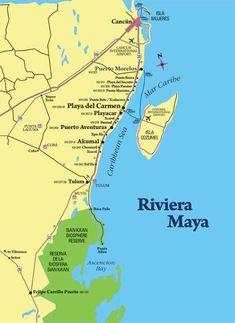 Heading to Puerto Aventuras and Tulum...can't wait!