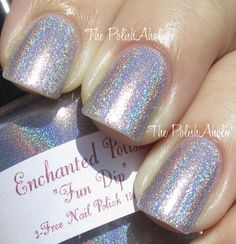 "enchanted polish ""fun dip"""