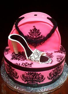 COACH Purse Cake — Birthday Cake Photos
