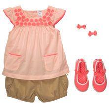 Carters Precious Pink