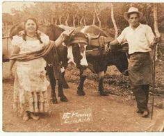 Carmen Granados y Lencho Salazar.