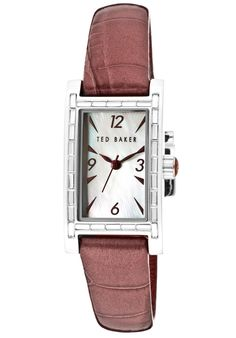 Price:$46.54 #watches Ted Baker TE2015, Whether it's a night out on the town or a day at the park this versatile Ted Baker timepiece always makes a scene.