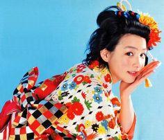 #NounenRena #kimono