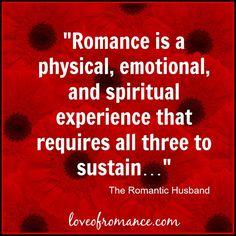 Romance Quote