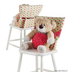 Слинг для стула. Шьем сами малышу. | Фартуки,чехлы на мебель | Постила