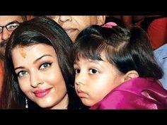 Aishwarya Rai with daughter Aaradhya attends Shilpa Shetty's son Viaan's birthday party.